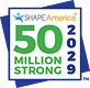 Shape America - 50 Million Strong